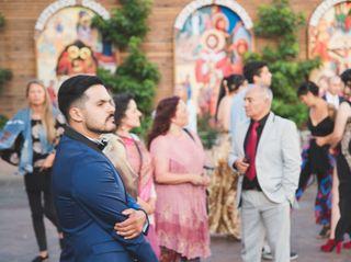El matrimonio de María José y Sebastián 1