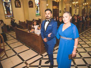 El matrimonio de María José y Sebastián 2