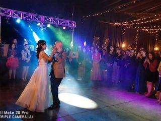 El matrimonio de Karina y Pablo 1