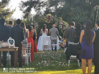El matrimonio de Karina y Pablo 3