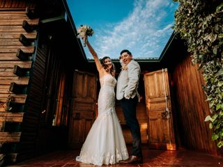 El matrimonio de Valeria y Enzo