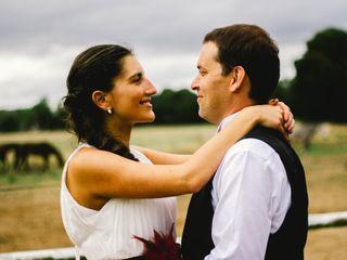 El matrimonio de Loreto y Felipe