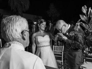 El matrimonio de Marcela y Carlos 3