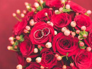 El matrimonio de Daniela y Leonel 2