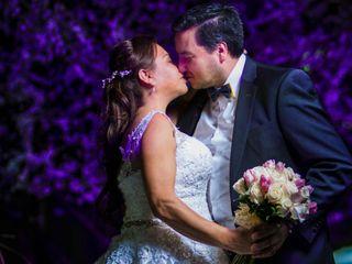 El matrimonio de Janet y Marcelo