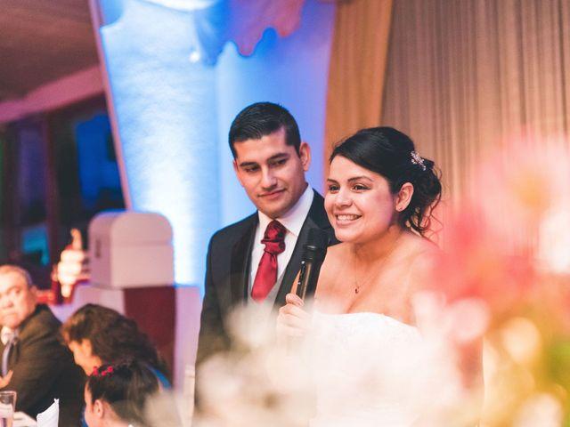 El matrimonio de Daniela y Leonel