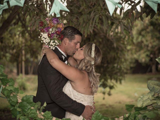 El matrimonio de Stefanie y Ricardo