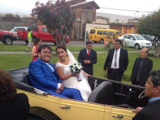 El matrimonio de Camila y Alejandro  3