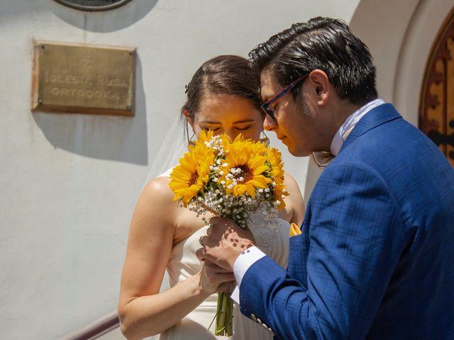 El matrimonio de Katia  y Luis