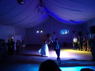 El matrimonio de Juan y Andrea 1