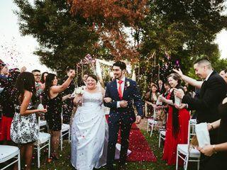 El matrimonio de Juan y Andrea