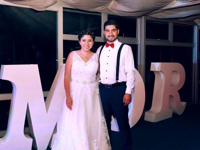 El matrimonio de Scarlett y Daniel