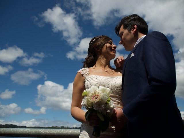 El matrimonio de Leandro y Pamela en Frutillar, Llanquihue 2