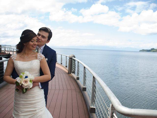 El matrimonio de Pamela y Leandro