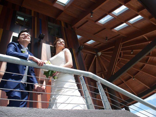 El matrimonio de Leandro y Pamela en Frutillar, Llanquihue 5