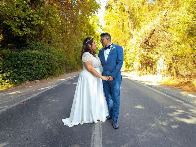 El matrimonio de Camila y Felipe