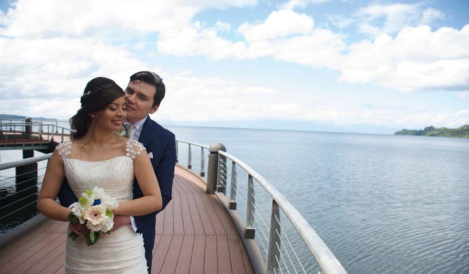 El matrimonio de Leandro y Pamela en Frutillar, Llanquihue