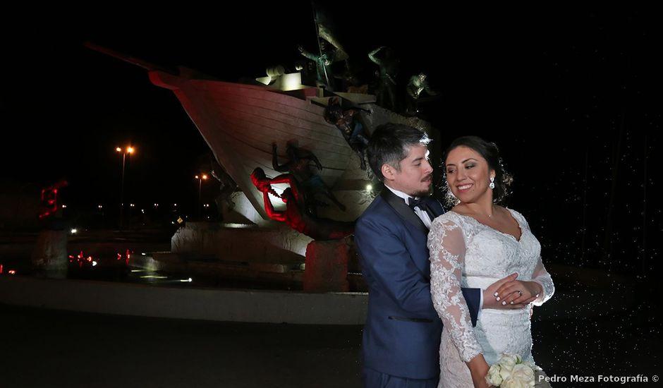 El matrimonio de Luis y Rosario en Punta Arenas, Magallanes