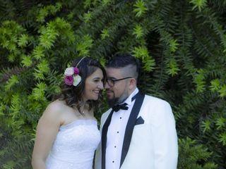El matrimonio de Romy y Rodrigo  1