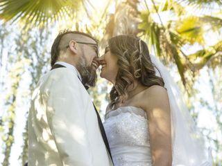El matrimonio de Romy y Rodrigo
