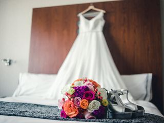 El matrimonio de Bernardita y Fabián 1