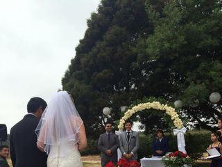 El matrimonio de Angélica y Charlie 3