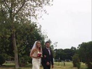 El matrimonio de Angélica y Charlie 2