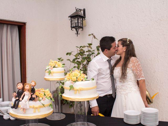 El matrimonio de Johana y Rodrigo