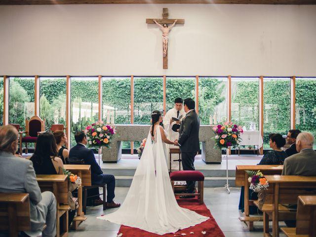El matrimonio de Fabián y Bernardita en Hualpén, Concepción 13
