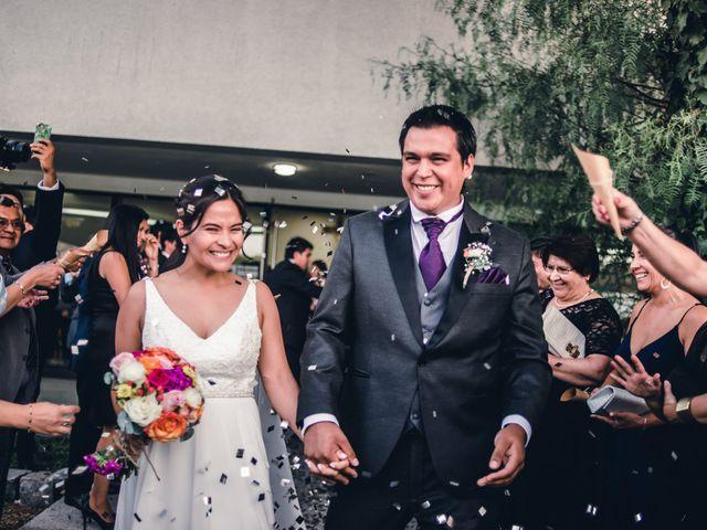 El matrimonio de Fabián y Bernardita en Hualpén, Concepción 16