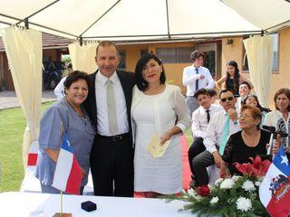 El matrimonio de Pamelita y Luis 3