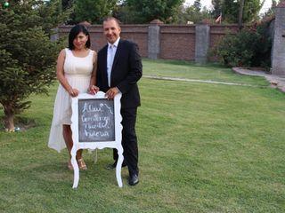 El matrimonio de Pamelita y Luis