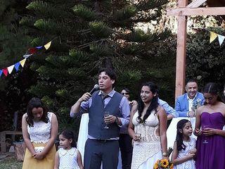 El matrimonio de Angie y Víctor 2