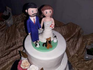 El matrimonio de Andrea y Juan 1