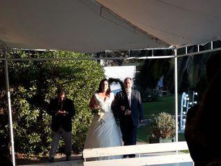 El matrimonio de Constanza y Facson 2