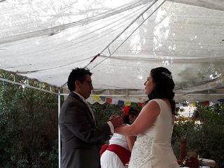 El matrimonio de Constanza y Facson 1