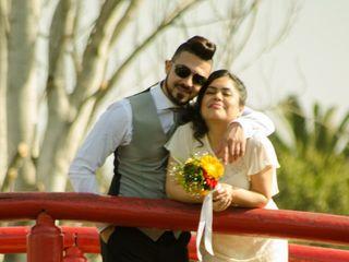 El matrimonio de Bárbara y Hugo  2