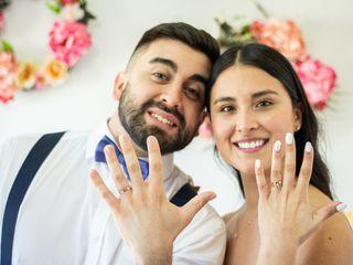 El matrimonio de Priscila   y Cristian
