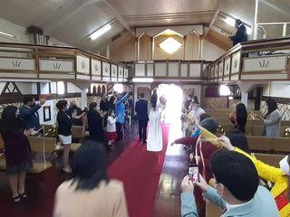 El matrimonio de Priscila   y Cristian  3