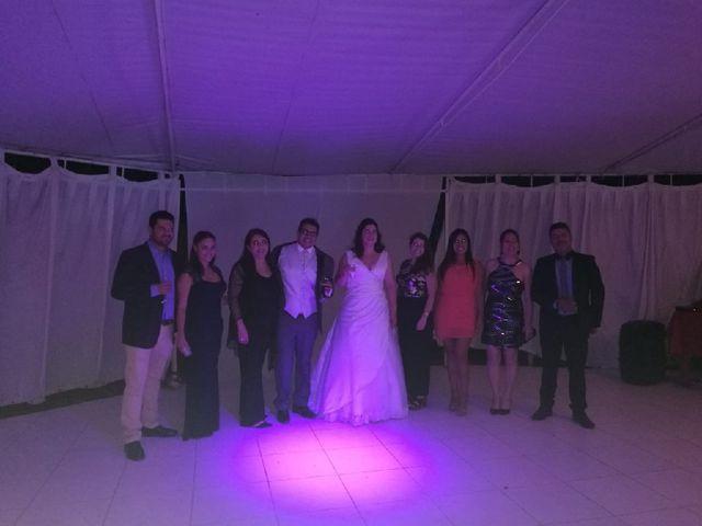 El matrimonio de Constanza y Facson