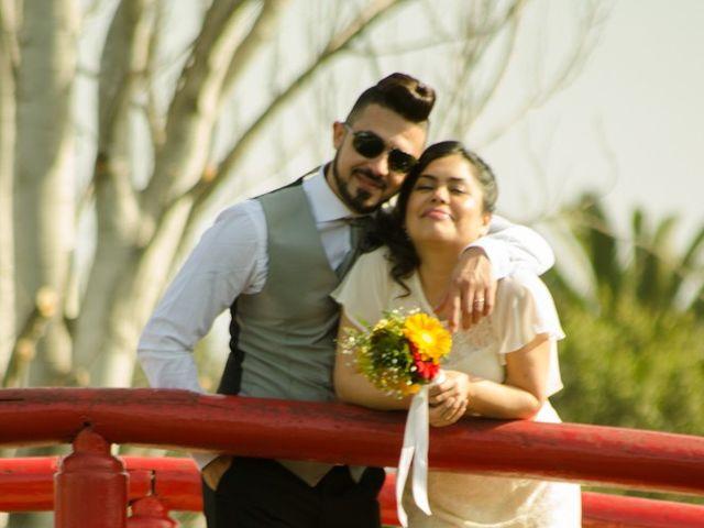 El matrimonio de Hugo  y Bárbara en La Serena, Elqui 3