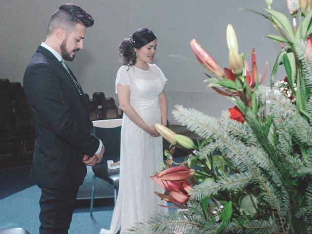 El matrimonio de Hugo  y Bárbara en La Serena, Elqui 2