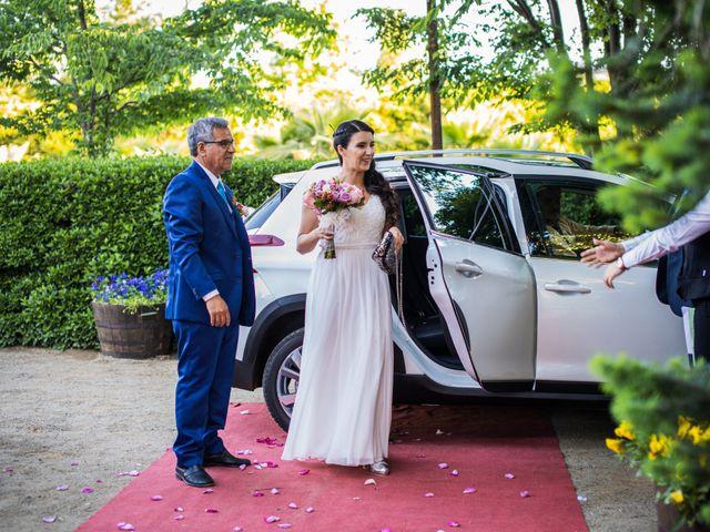El matrimonio de Félix y Liz en Graneros, Cachapoal 34
