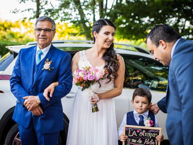 El matrimonio de Félix y Liz en Graneros, Cachapoal 36