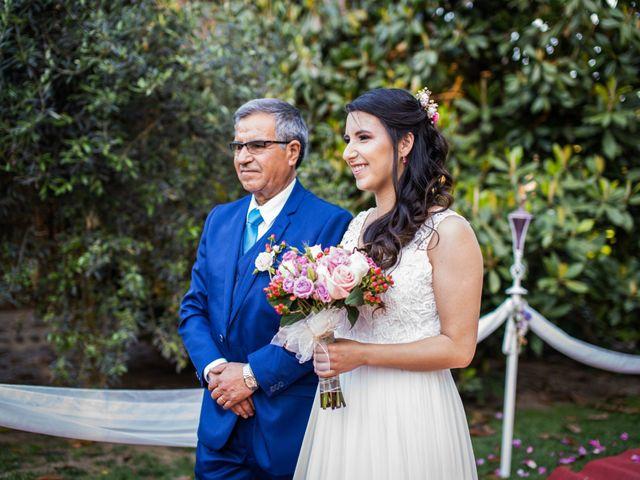 El matrimonio de Félix y Liz en Graneros, Cachapoal 38