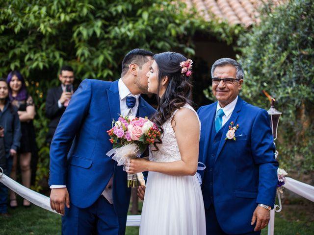 El matrimonio de Félix y Liz en Graneros, Cachapoal 39
