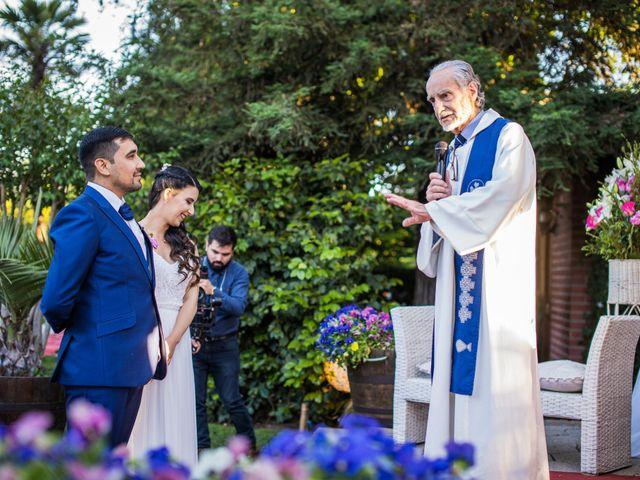 El matrimonio de Félix y Liz en Graneros, Cachapoal 40