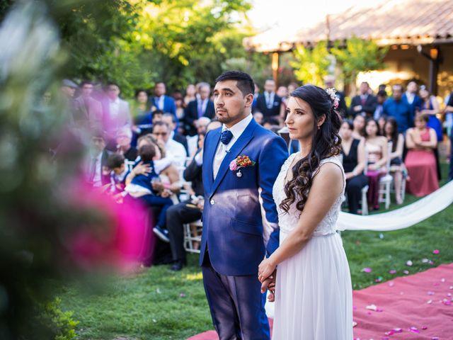 El matrimonio de Félix y Liz en Graneros, Cachapoal 42