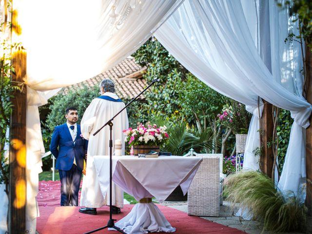 El matrimonio de Félix y Liz en Graneros, Cachapoal 43