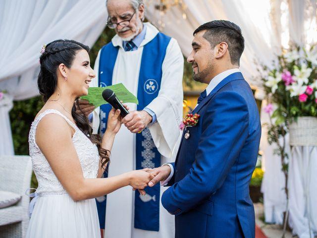 El matrimonio de Félix y Liz en Graneros, Cachapoal 45